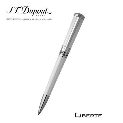 Dupont Liberte White Ball Pen