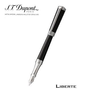 Dupont Liberte Black Fountain Pen