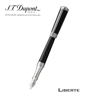 Dupont Liberte Black Fountain Pen
