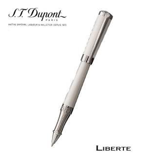 Dupont Liberte White Roller Pen