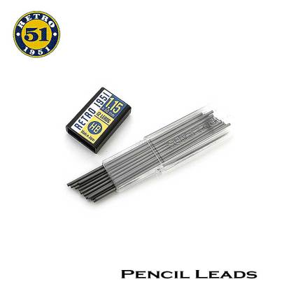 Retro51 Pencil 1.15 mm. Leads