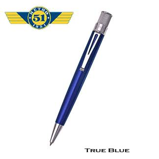 Retro51 Blue Roller Pen