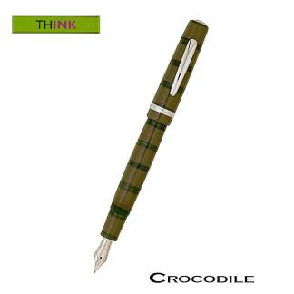 Think Crocodile Fountain Pen