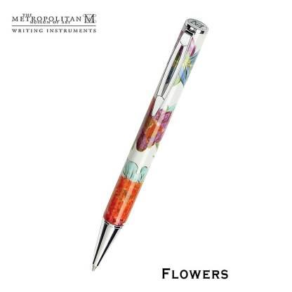 Metropolitan Museum Flowers Ball Pen