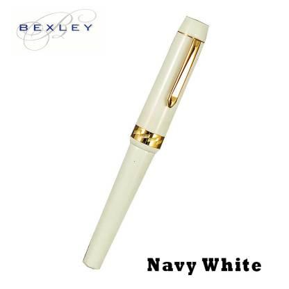 Bexley Navy White Roller Ball