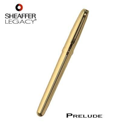Sheaffer Prelude Gold Fountain Pen