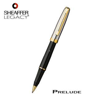 Sheaffer Prelude Black Palladium Roller Ball