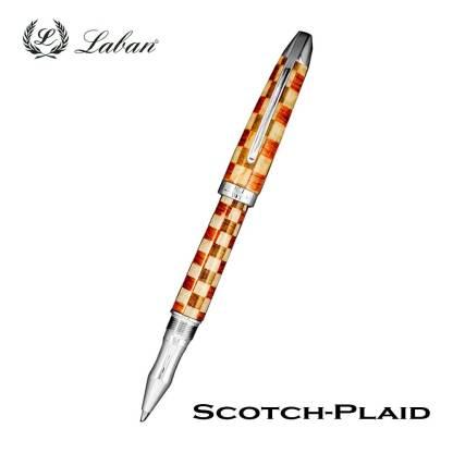 Laban Scotch Plaid Roller Ball