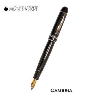 Monteverde Cambria Black Fountain Pen
