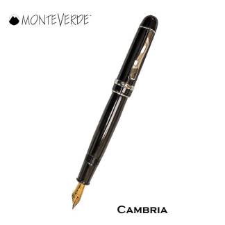 Monteverde Cambria Black Fountain Pen
