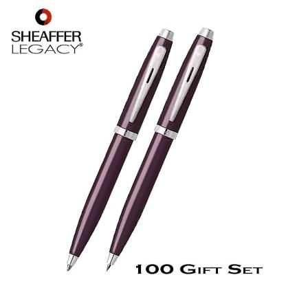 Sheaffer 100 Pen Pencil Gift Set