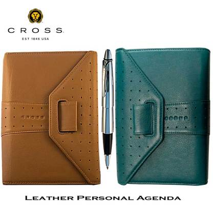 Cross Leather Legacy Personal Agenda