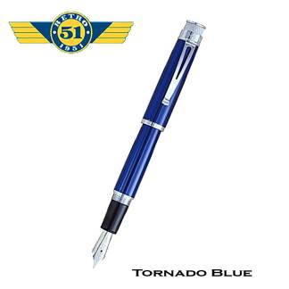 Retro51 Blue Fountain Pen