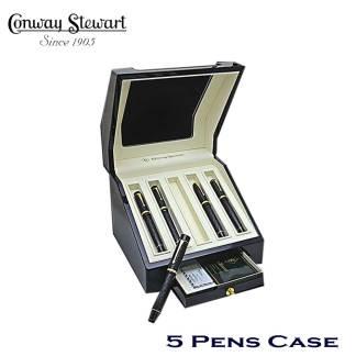 Conway Stewart 5 Pen Case