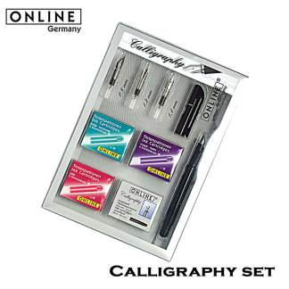 ONLINE Calligraphy Set