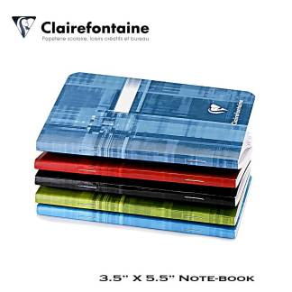 Clairfontaine Note Book 3-5 X 5-5