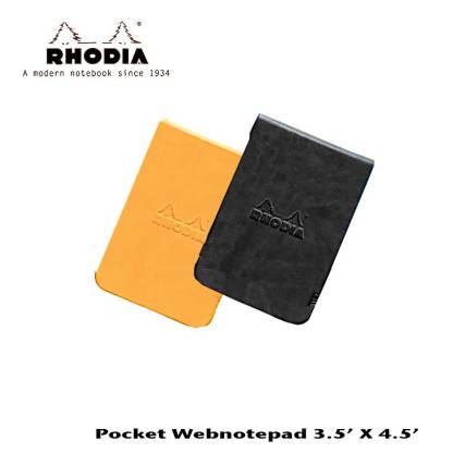 Rhodia Pad Holder 4 X 3