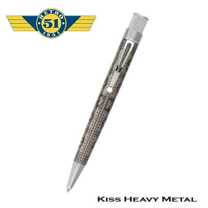 Retro51 Kiss Heavy Metal Roller Ball