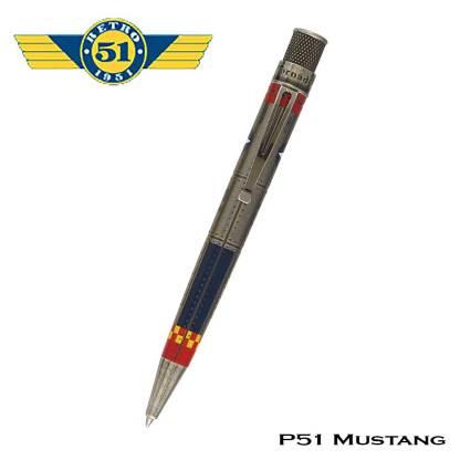 Retro51 P-51 Mustang Roller Ball