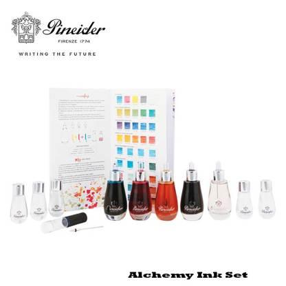 Pineider Alchemy Ink Set