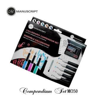 Manuscript Calligraphy Compendium Set
