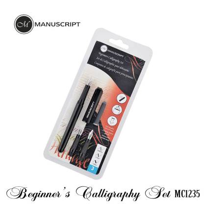 Manuscript Beginners Calligraphy Set