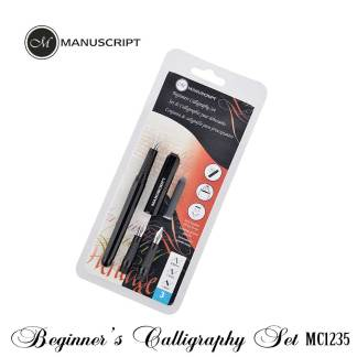 Manuscript Beginners Calligraphy Set