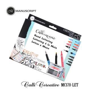 Manuscript Hand Lettering Set