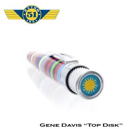 Retro51 Gene Davis Rollerball