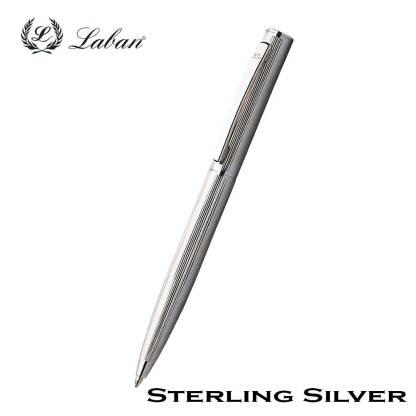 Laban Silver Ball Pen