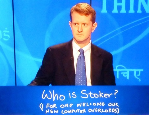 Ken Jennings Welcomes Our Robot Overlords