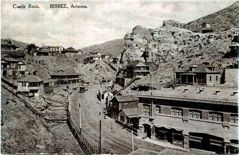 The Inn at Castle Rock Historic Bisbee Arizona Hotel Lodging Accommodations