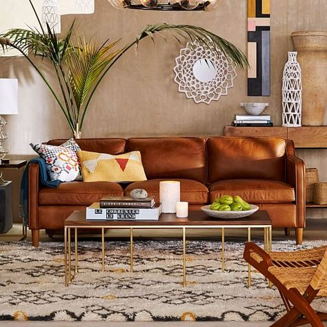 Ideas For Wall Colors That Go With Brown Furniture The Inside