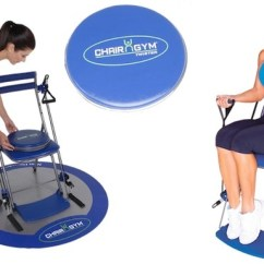 Chair Gym Exercise System With Twister Seat Feet Covers Home Fitness The Inside Trainer Inc Is An Amazon Associate And Earns From Qualifying Purchases