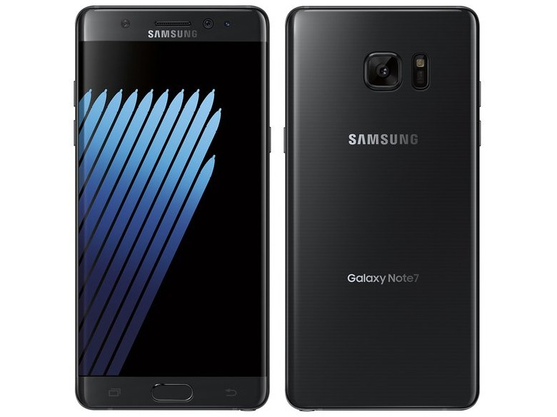The big and the beautiful Galaxy Note 7 launched by Samsung