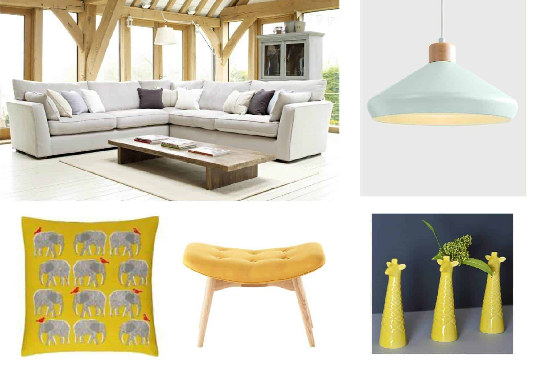 fabulous living room swingland nod for hom   A Fabulous Living Room For Any Home · The Inspiration Edit