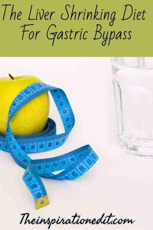 Liver Shrinking Diet