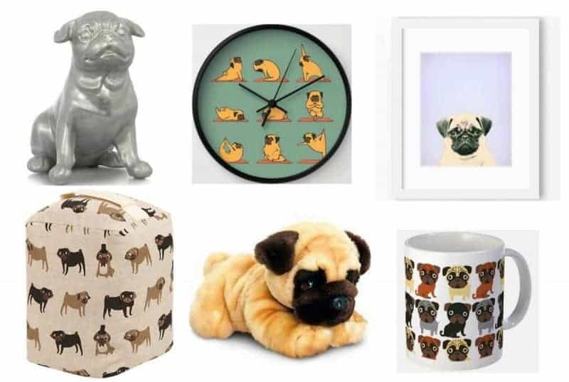 I Really Think These Items All Together Would Create The Perfect Pug Themed  Bedroom For The Pug Or Dog Lover.