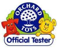 orchard-toys brand ambassador
