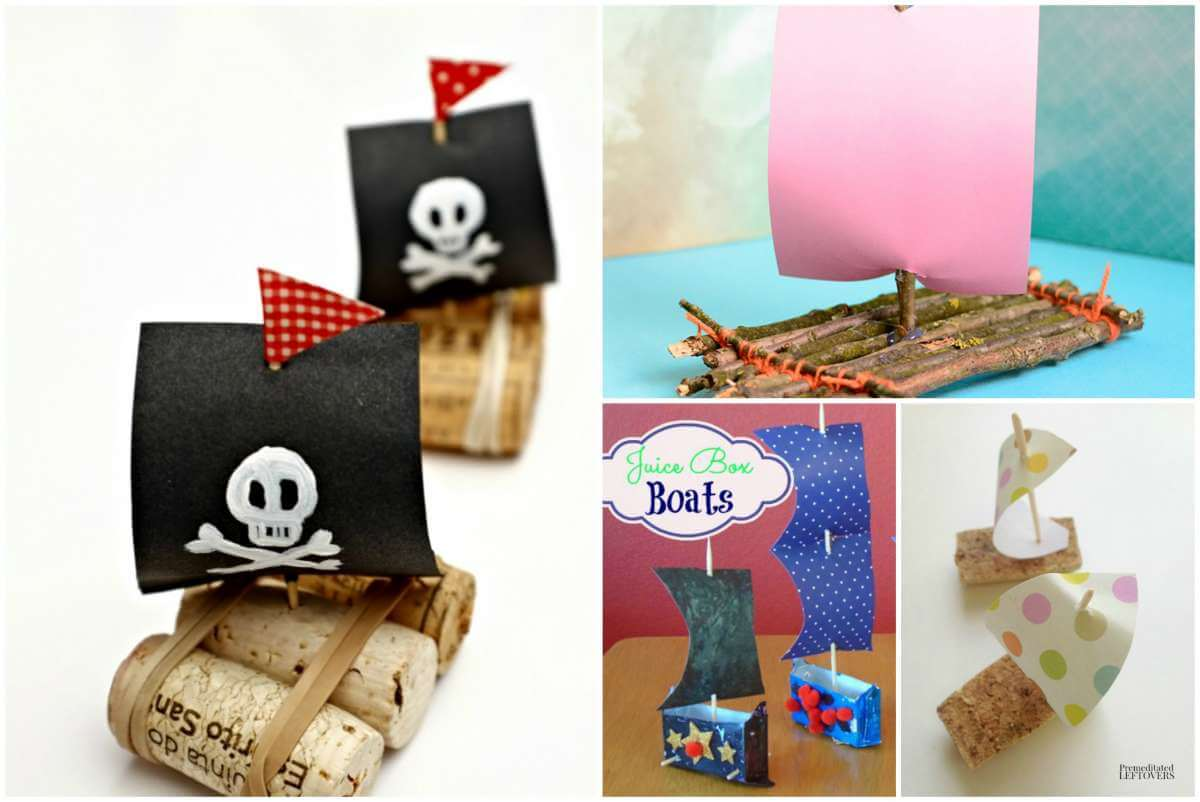 Sailboat Crafts