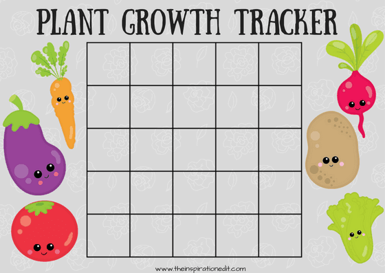 Plant Growth Tracker