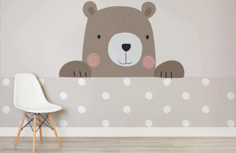 Styling the nursery room this season the inspiration edit for Kids room wallpaper texture