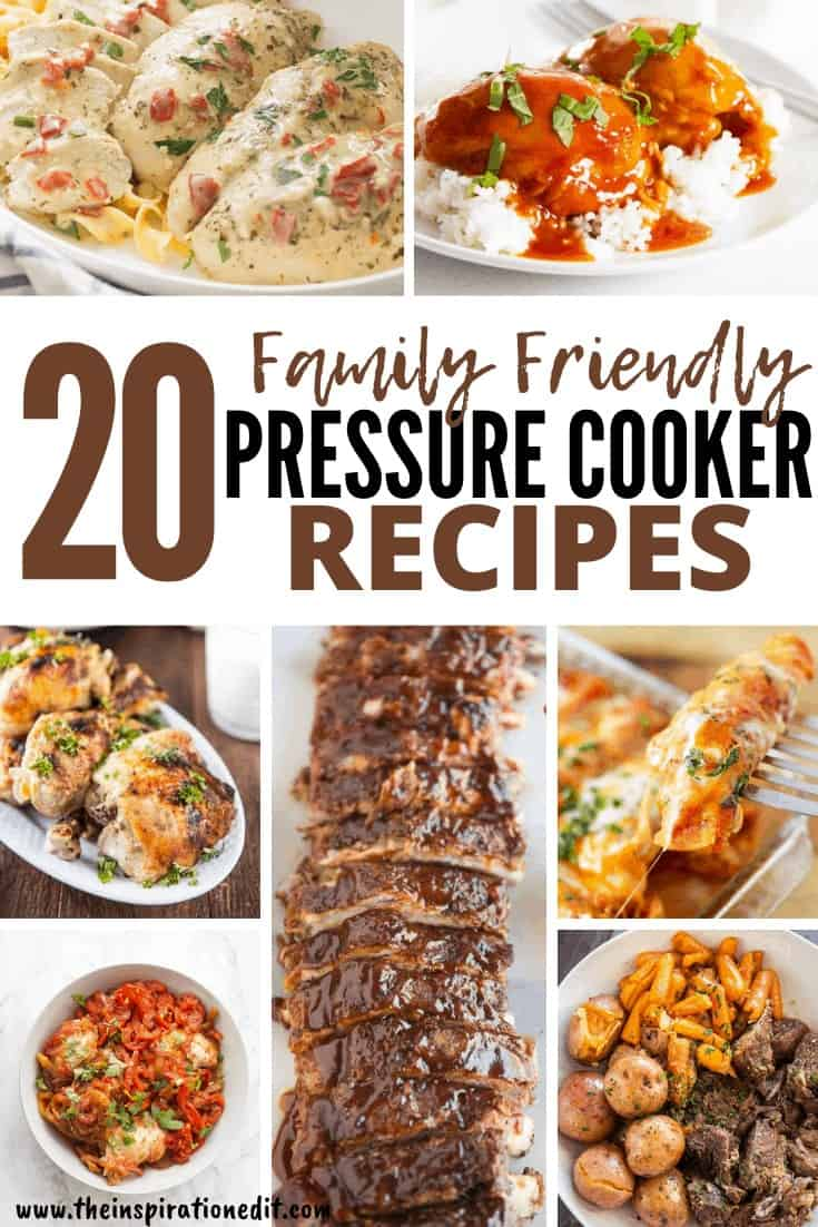 20 Family Friendly Pressure Cookie Recipes