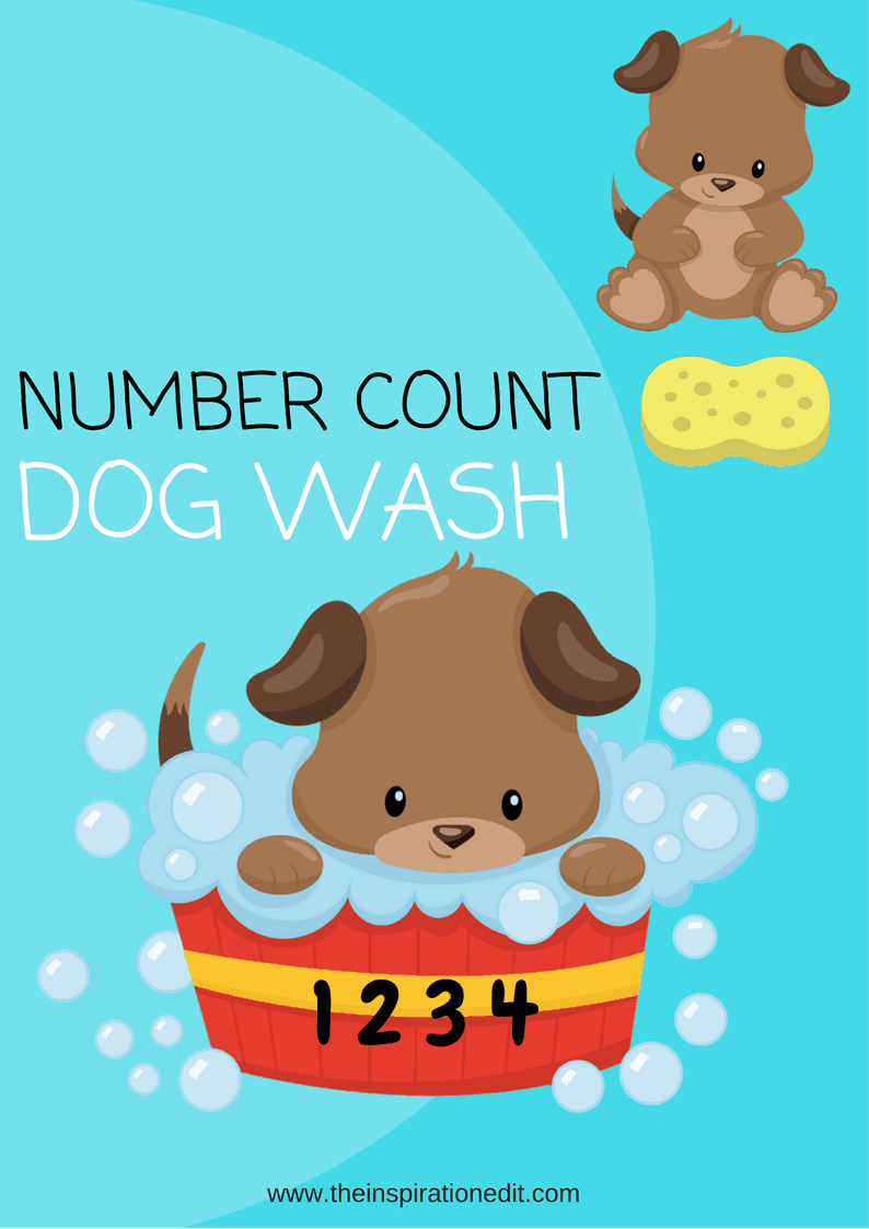 number count printable