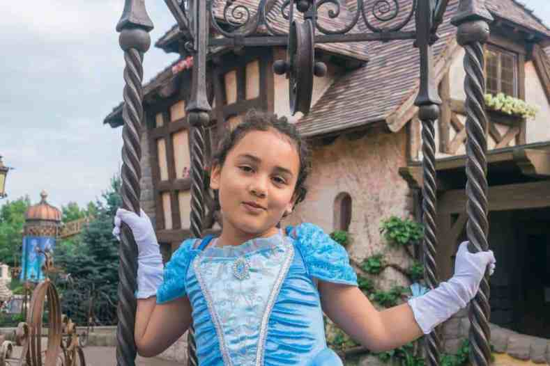 Disneyland Cinderella