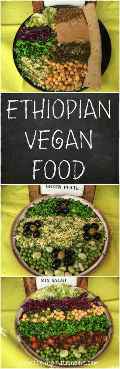 ethiopian vegan food