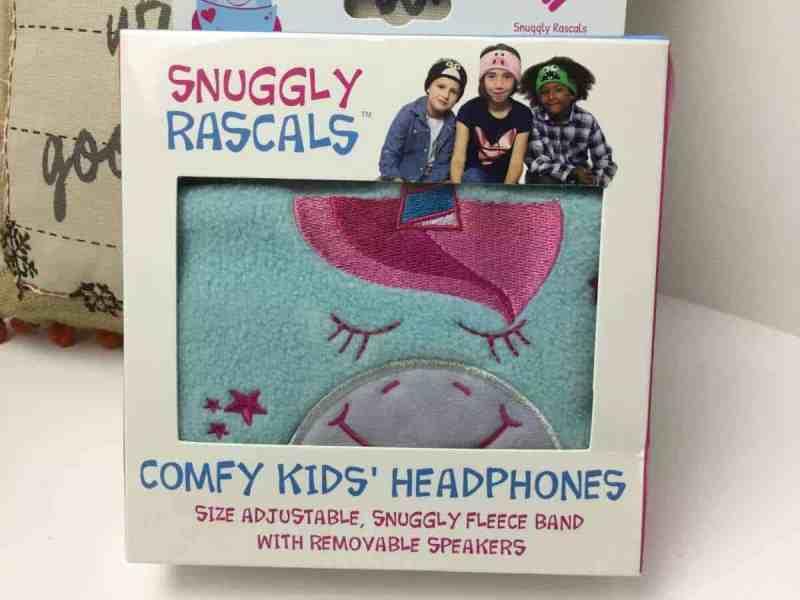 snuggly rascals comfy kids headphones