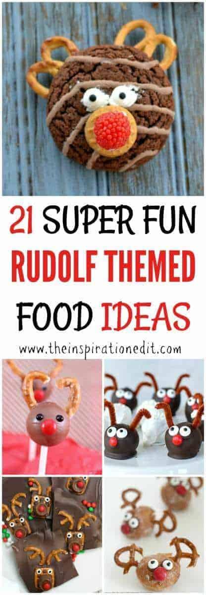 RUDOLF food ideas