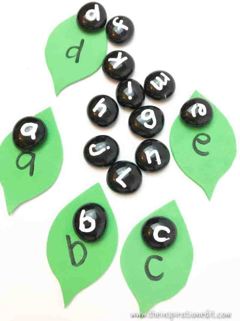 phonics matching game