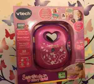 vtech secret safe diary visual